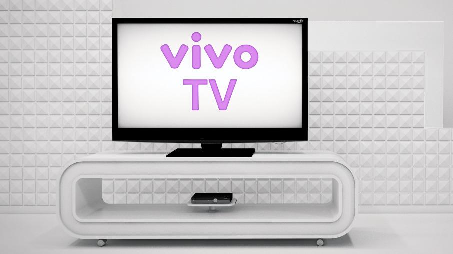 VIVO TV NEGOCIA COM A RECORD, SBT E REDE TV! PARA MANTER OS CANAIS EM SUA GRADE - 30/03/2017